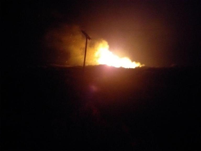 Ζάκυνθος: Νύχτα – «εφιάλτης» στο νησί – Κάηκαν σπίτια από την μεγάλη φωτιά – video