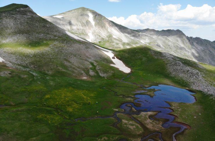 Αυτές είναι οι άγνωστες αλπικές λίμνες της Πίνδου – Σε υψόμετρο άνω των 2.000 μέτρων
