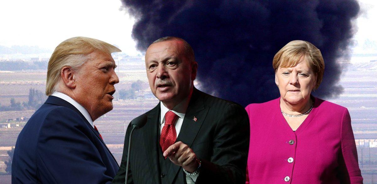 Αυστηρό μήνυμα ΗΠΑ προς Τουρκία – Ο Ερντογάν πέταξε έξω τον Γερμανό ΥΠΕΞ