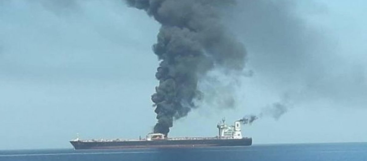 Κτυπήθηκε ιρανικό τάνκερ στην Ερυθρά Θάλασσα – «Του έριξαν δύο πυραύλους» λένε οι Ιρανοί