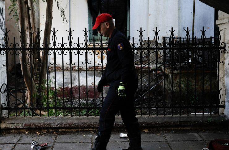 Ξάνθη: Είδαν ένα πτώμα να φλέγεται μετά από ειδοποίηση για φωτιά σε εγκαταλελειμμένο εργοστάσιο
