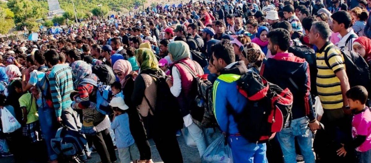 Μεταφέρουν 20.000 αλλοδαπούς στην ενδοχώρα μέχρι το τέλος του χρόνου – Θα μένουν σε ξενοδοχεία