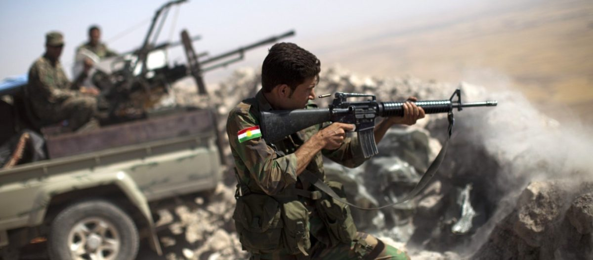 Οι Κούρδοι μιλάνε για «συμμαχία με την Δαμασκό» έναντι των Τούρκων αλλά είναι αργά πλέον – Προσπαθούν να σώσουν την Ράκα