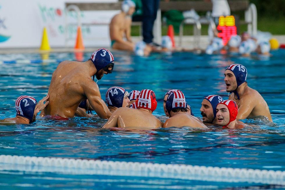 Γιαντράν – Ολυμπιακός 8-17