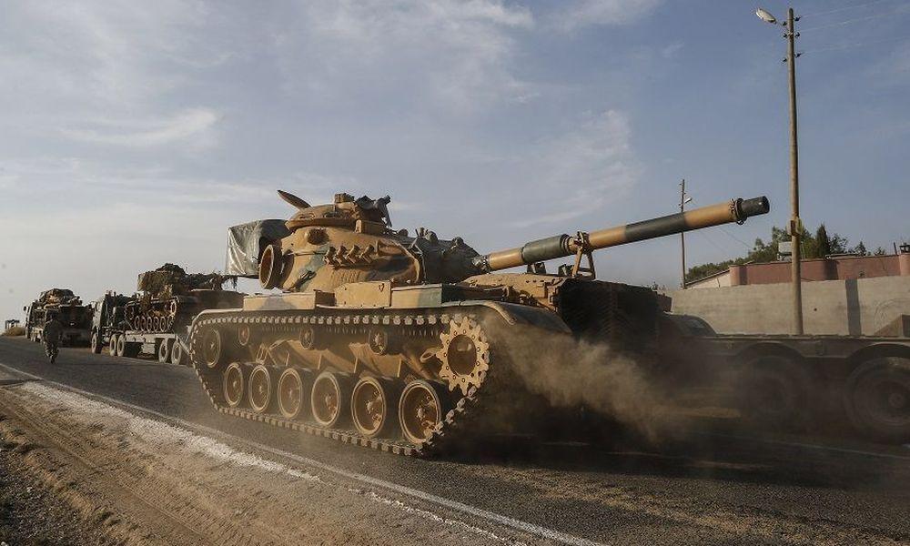 Ο Ερντογάν πληρώνει αποστολές ελληνικών ΜΜΕ στον πόλεμο Τουρκίας-Συρίας;
