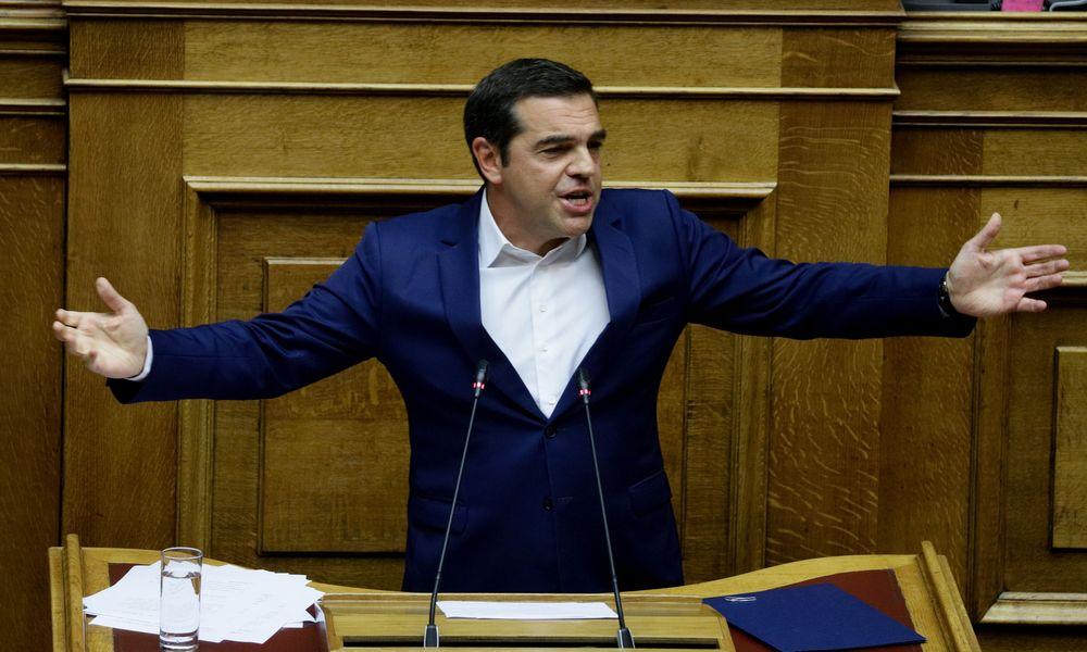 Δείτε LIVE τη συζήτηση στη Βουλή για το αναπτυξιακό νομοσχέδιο – Στο βήμα ο Αλέξης Τσίπρας