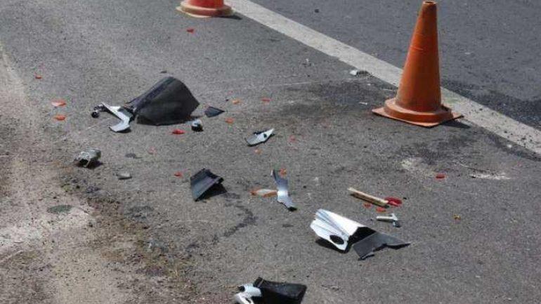 Τραυματίας οδηγός δικύκλου μετά από τροχαίο