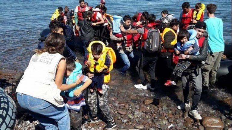 Και στην Κρήτη μεταφέρονται πρόσφυγες για να αποσυμφορηθεί η Μόρια