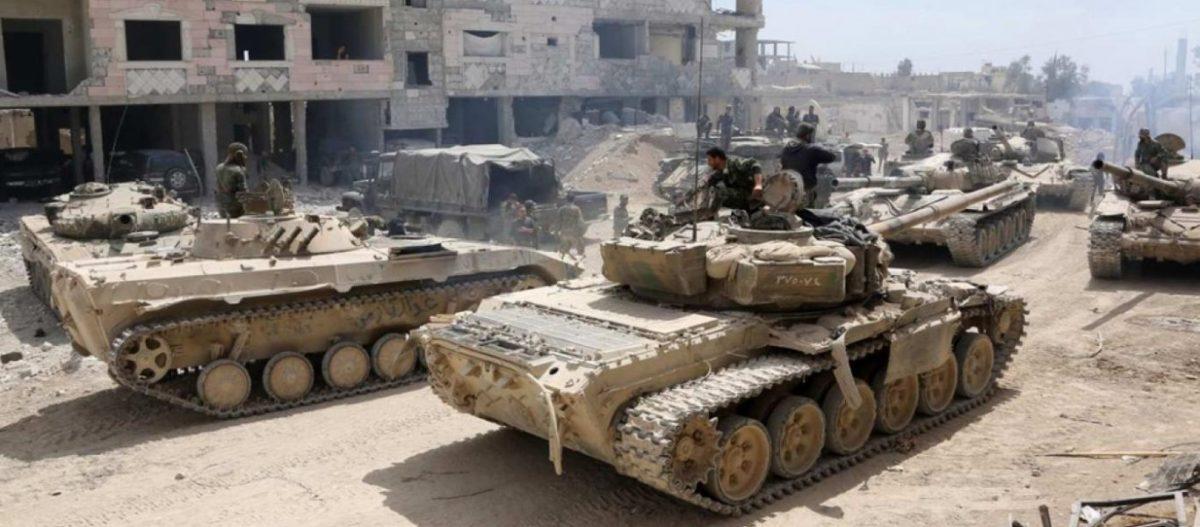 Ο συριακός Στρατός μπήκε στην Μάνμπιτζ & φτάνει σε Κομπάνι και Ράκκα! – Οι Κούρδοι λένε ότι κατέλαβαν την Ras al-Ayn!