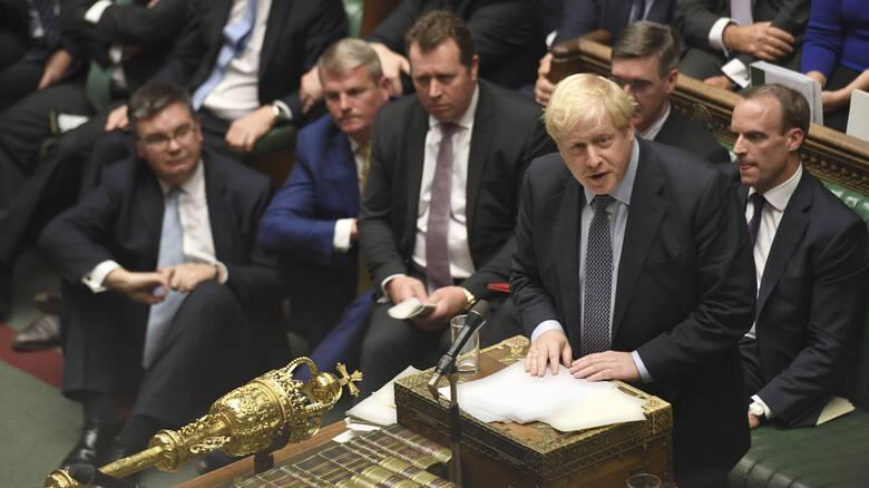 Τζόνσον: Δεν θα διαπραγματευτώ παράταση του Brexit με την ΕE