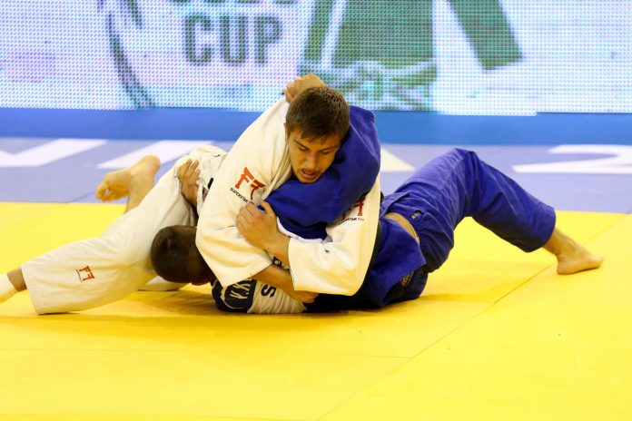 1st Chania Cadets European Judo Cup 2019: O Τσουτλασβίλι χάρισε την πρωτιά στην Ελλάδα (pic)