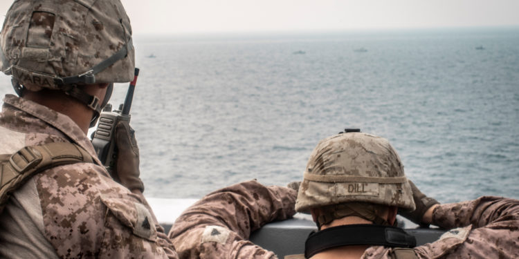 Οι ΗΠΑ ζητούν από την Ελλάδα να μετάσχει στην «Δύναμη του Κόλπου»