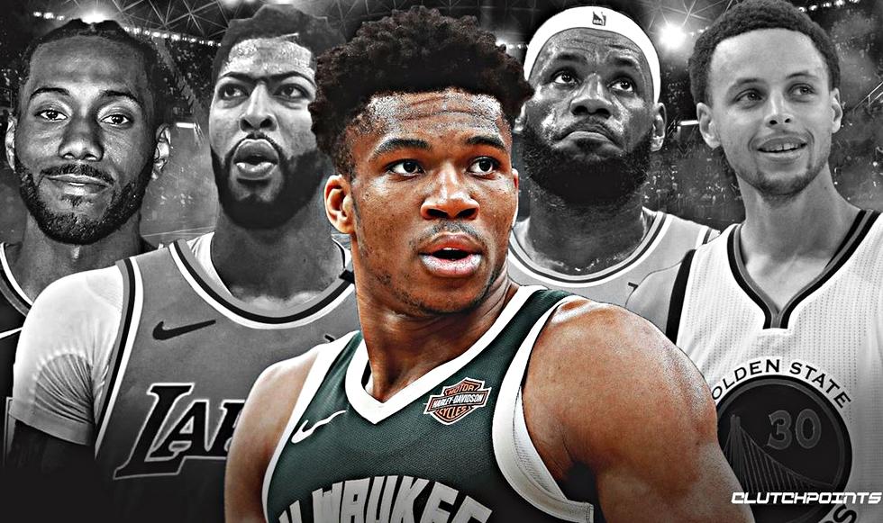Οι GMs του NBA μίλησαν: Giannis for… MVP