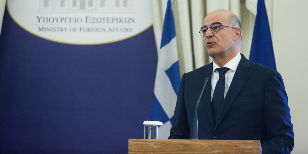 Δένδιας: Πρέπει να ανοίξουμε διαύλους επικοινωνίας και ειλικρινούς διαλόγου με την Τουρκία
