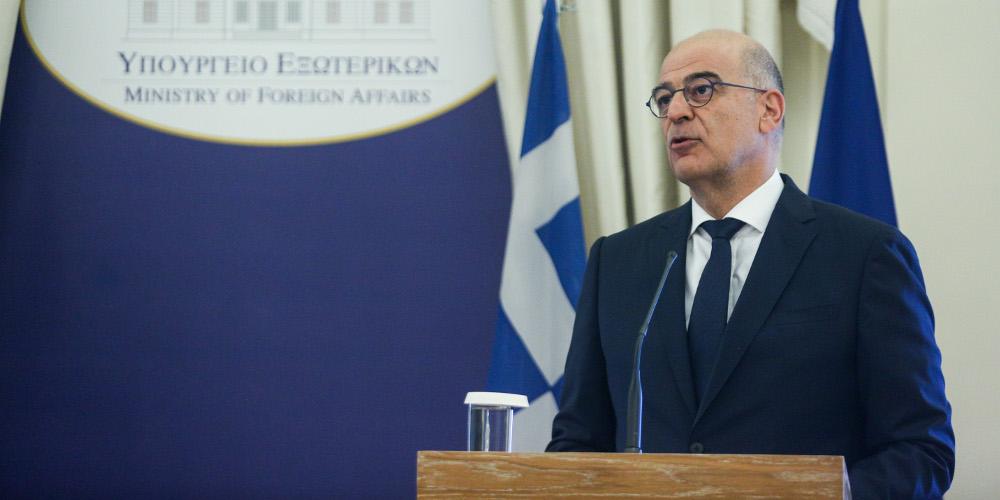 Δένδιας για Ζάεφ: Εκμεταλλεύεται την προβληματική Συμφωνία των Πρεσπών