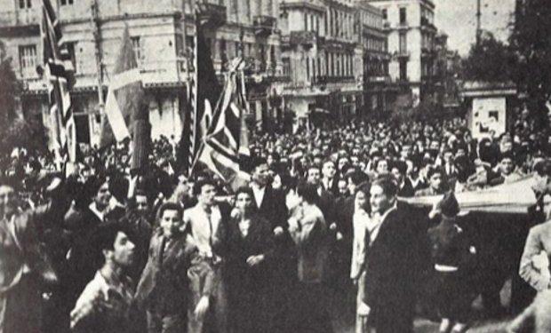 Κατοχή: Η «αρχή του τέλους» – Γερμανοί και Βούλγαροι φεύγουν από την Ελλάδα