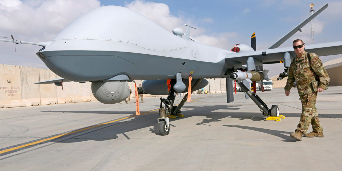 THOR: Το όπλο «αποκάλυψη» της USAF για τα εχθρικά drones [pics]