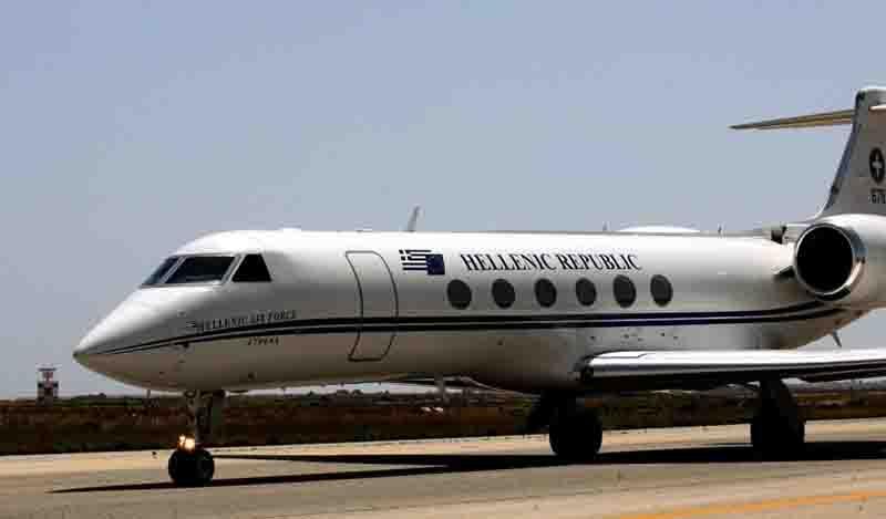 Σε αποστολή σωτηρίας το πρωθυπουργικό αεροσκάφος: Μετέφερε ασθενή με έμφραγμα