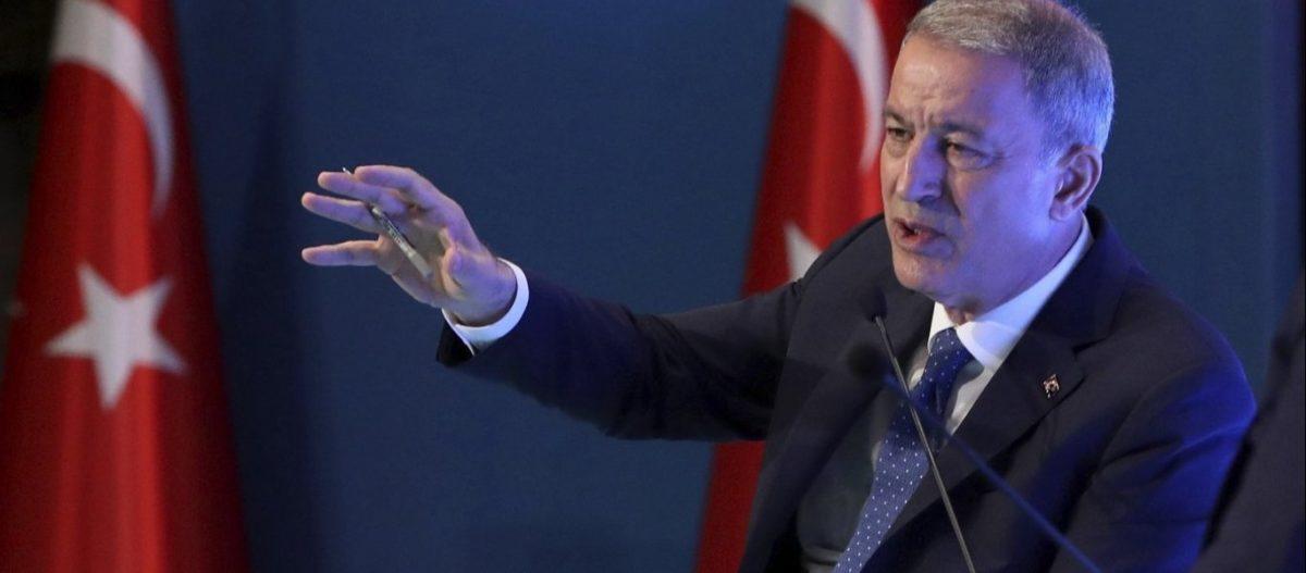 Χ.Ακάρ: «Ηνωμένες Πολιτείες Τουρκίας από Θεσσαλονίκη μέχρι Μογγολία – Θα βγάλουμε το μάτι όσων εποφθαλμιούν την γη μας»!