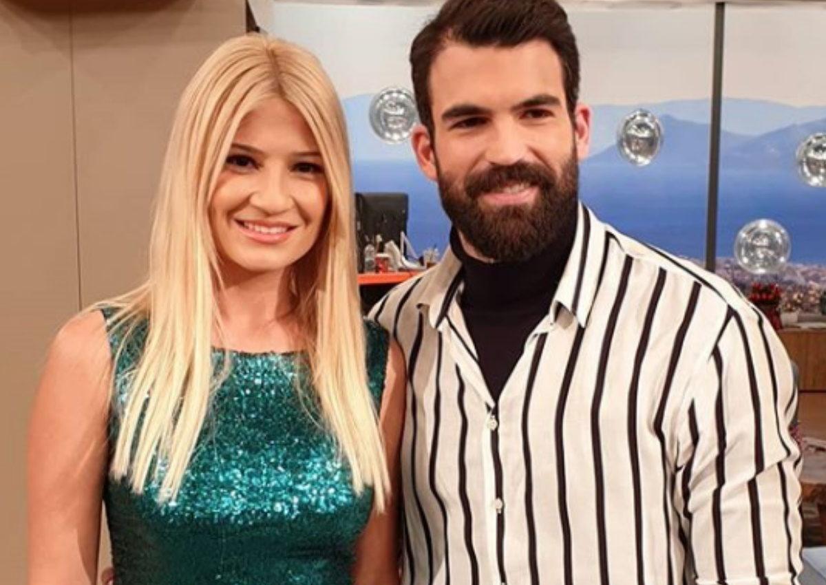 Δημήτρης Αλεξάνδρου: Δες πώς απάντησε όταν ρωτήθηκε αν υπήρξε ζευγάρι με την Φαίη Σκορδά! [video]