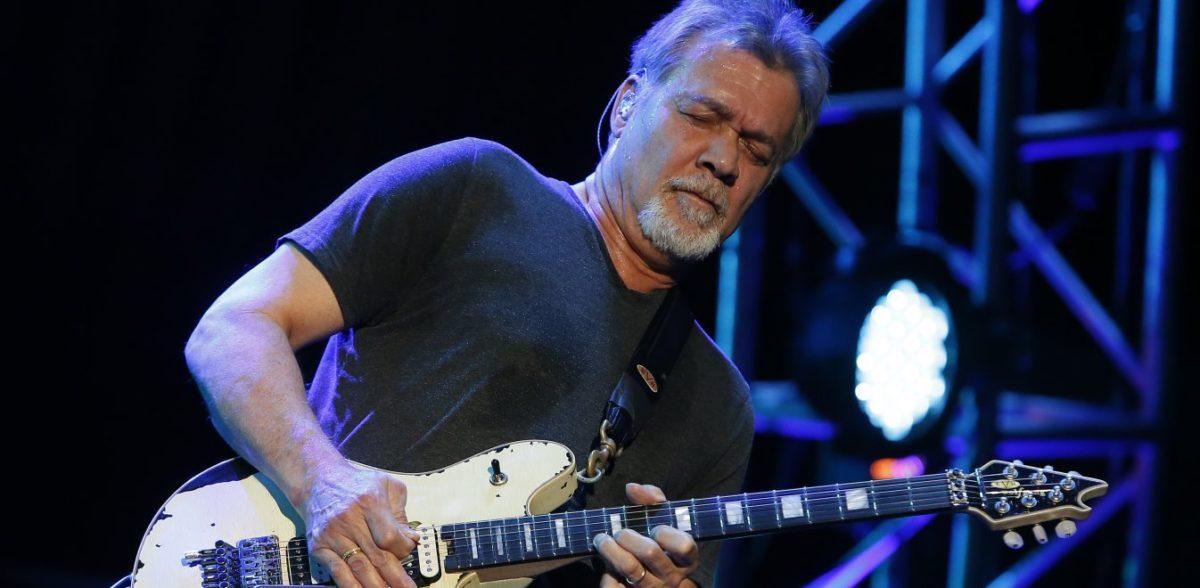 Eddie Van Halen: Έπαθε καρκίνο από τις μεταλλικές πένες κιθάρας που έβαζε στο στόμα