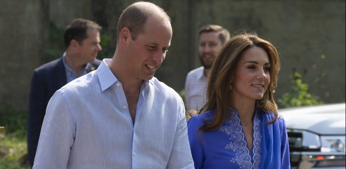 Τρόμος στον αέρα για τον πρίγκιπα Γουίλιαμ και την Κέιτ Μίντλετον