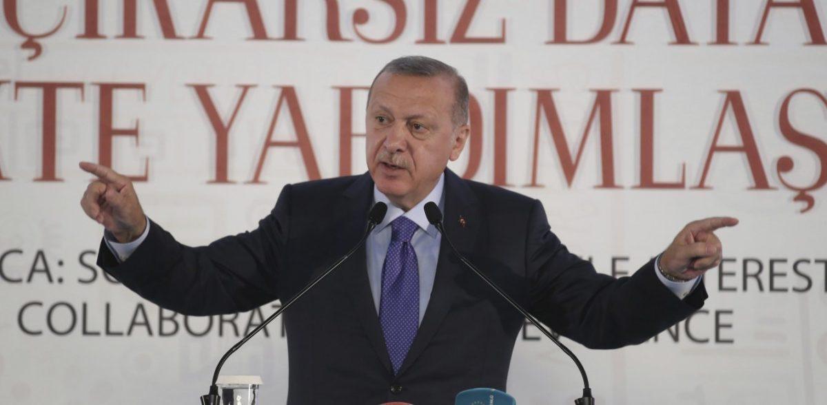 Ερντογάν: Όπως έμαθαν στην Κύπρο τι εστί Τουρκία, θα το μάθουν και τώρα