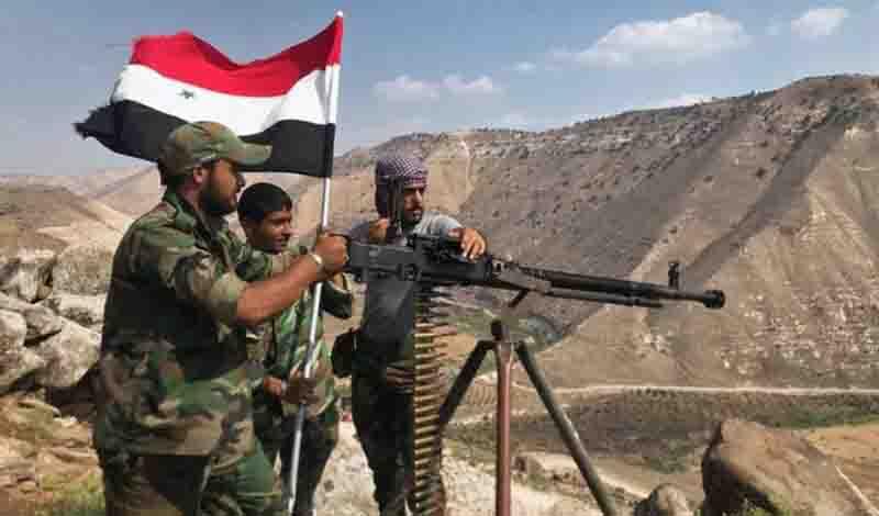 «Ξύπνησε» ο Άσαντ και στέλνει τον στρατό του να αντιμετωπίσει τους Τούρκους εισβολείς!
