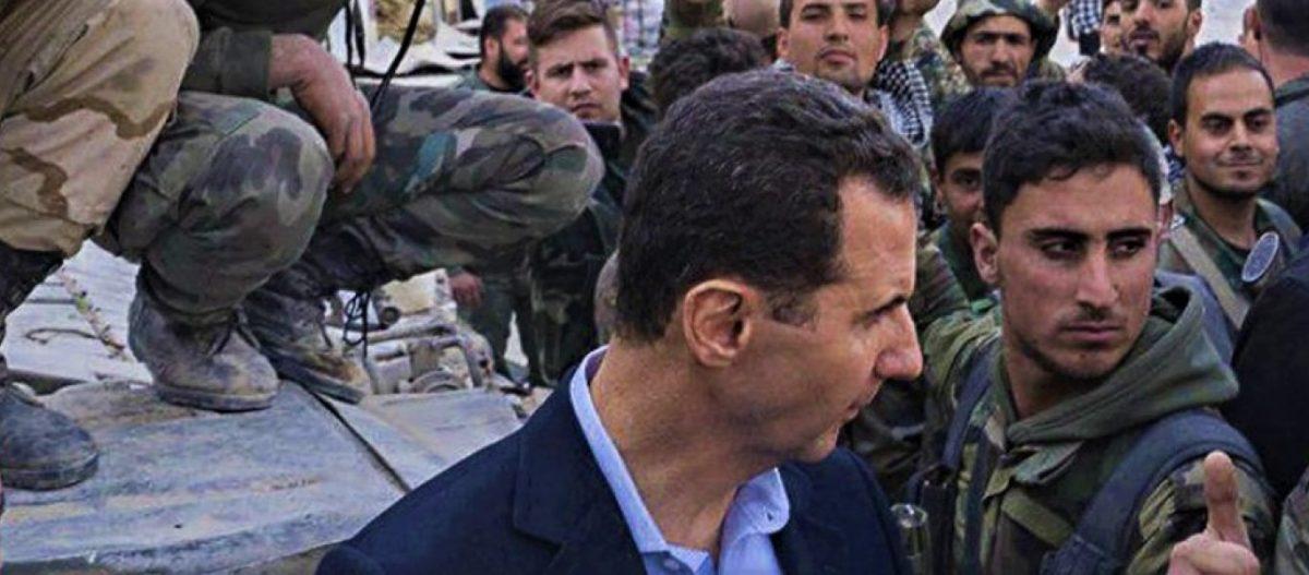 Δεν επιβεβαιώνει η Δαμασκός ότι στέλνει δυνάμεις στην Κομπάνι ανατολικά του Ευφράτη προς βοήθεια των Κούρδων