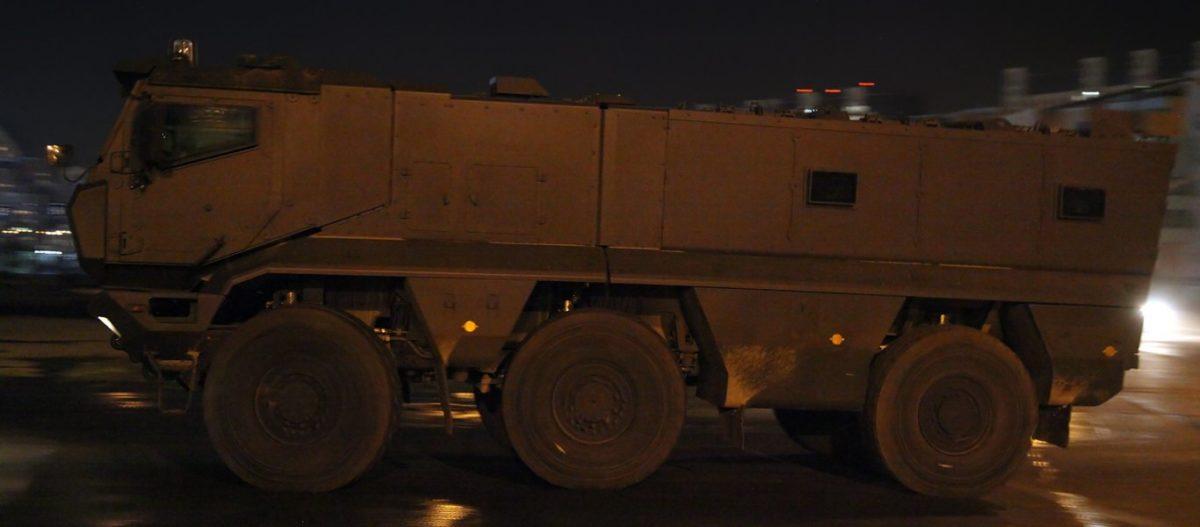 ΕΚΤΑΚΤΟ: Οι ΗΠΑ παρέδωσαν στον ρωσικό Στρατό το Κομπάνι – Ρωσικά τεθωρακισμένα μπήκαν στην πόλη