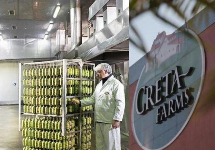 Η Creta Farms δεν χρειάζεται νέα αναδιάρθρωση των δανείων της – Διαψεύδει σχετικό δημοσίευμα