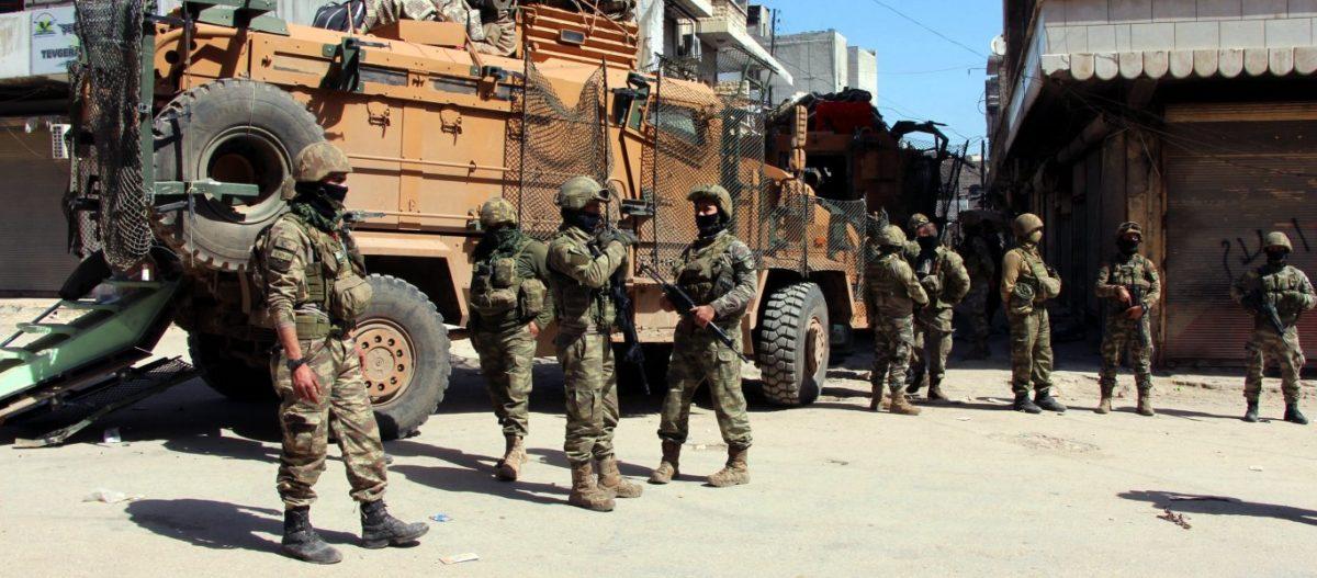 Ο τουρκικός Στρατός μπήκε στη στρατηγική πόλη Ρας Αλ Αϊν – Έτοιμος να εισέλθει και στο Ταλ Αμπιγιάντ (φώτο)