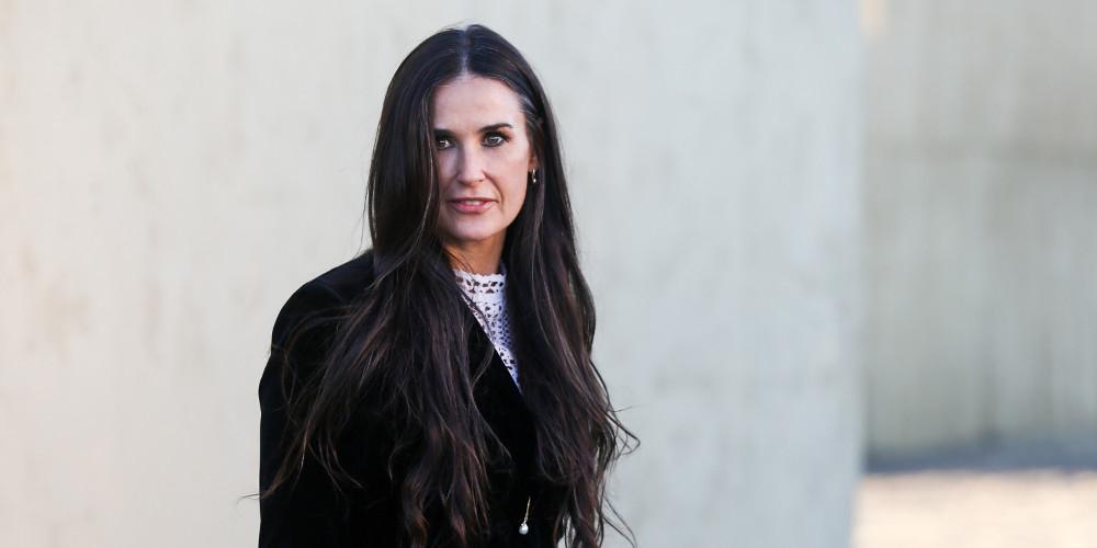 Έλληνα ομογενή με πολλά λεφτά καταγγέλλει η Ντέμι Μουρ ως τον βιαστή της