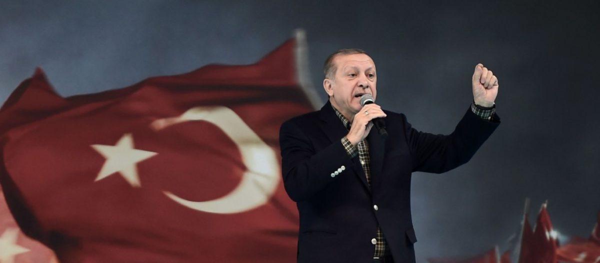 Επίσημη παραδοχή-σοκ του Ρ.Τ.Ερντογάν: «Ναι, θα αλλάξουμε τον κουρδικό πληθυσμό στην Συρία με πρόσφυγες από Τουρκία»!