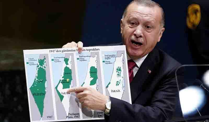Παραλήρημα Ερντογάν: «Θα σπάσουμε τα κεφάλια των Κούρδων αν δεν αποσυρθούν»