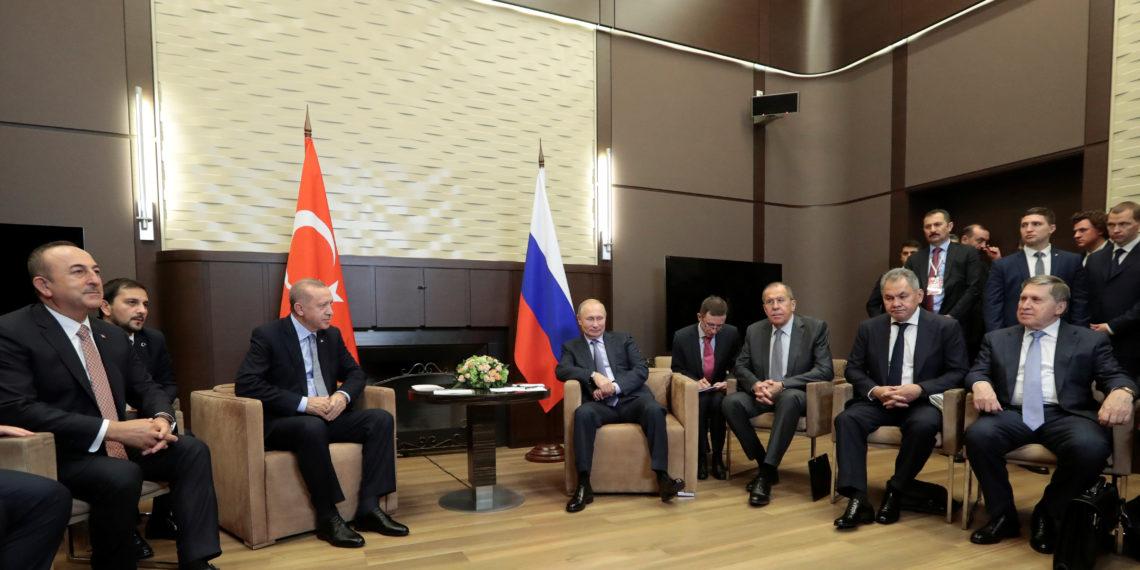 Συρία: Νέα εκεχειρία 150 ωρών – Ρωσία και Τουρκία θα περιπολούν την περιοχή