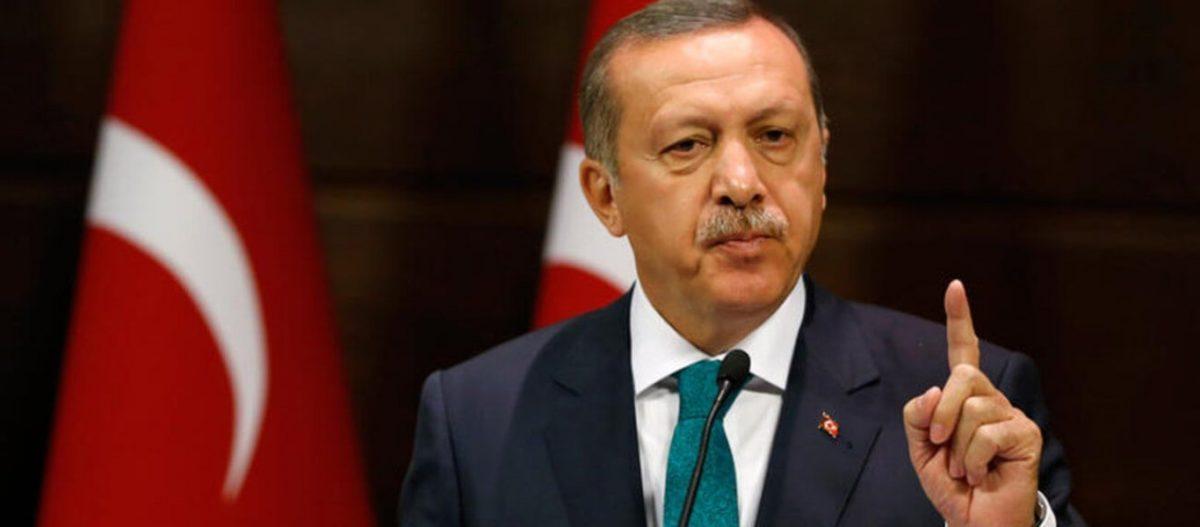 Ρ.Τ.Ερντογάν: «Τα σύνορα χαράσσονται με αίμα και όχι στο χαρτί» – Προσαρτεί την Β.Συρία απειλεί & την Ελλάδα