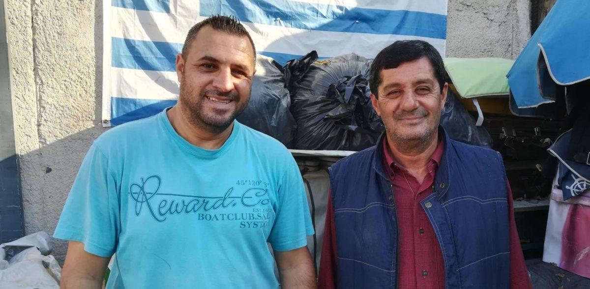 Οι ρακοσυλλέκτες που παρέδωσαν το ιστορικό κειμήλιο στη Βουλή μιλούν αποκλειστικά στο ethnos.gr