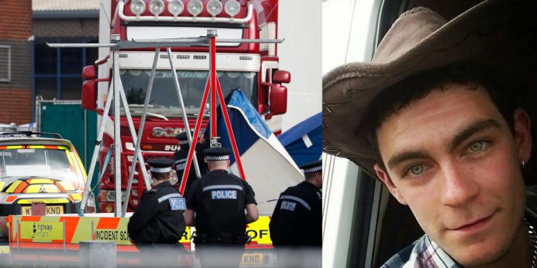 """Μέλος """"παγκόσμιου κυκλώματος"""" εμπορίας ανθρώπων ο οδηγός του φορτηγού του Έσεξ!"""