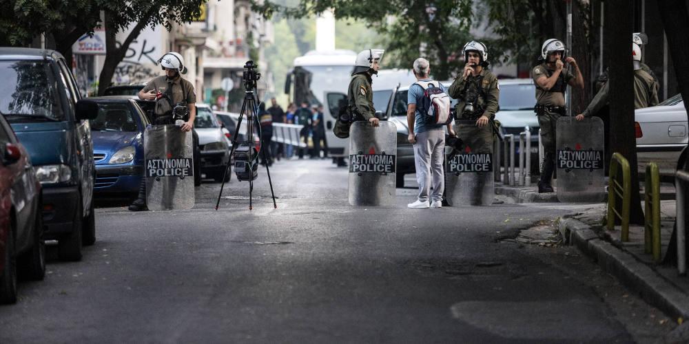 «Ξηλώθηκαν» εννέα καταλήψεις σε ενάμιση μήνα