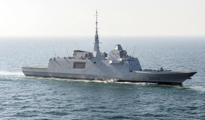 Ραγδαίες εξελίξεις! Βόμβα Παναγιωτόπουλου: Η Γαλλία στέλνει φρεγάτα στο τεμάχιο 7 της κυπριακής ΑΟΖ!