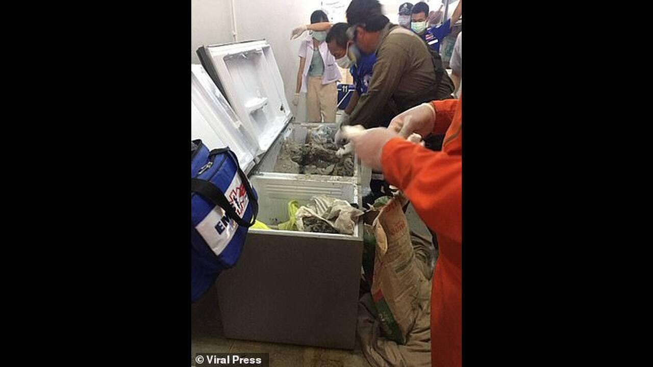 Φρίκη στην Ταϊλάνδη: Εκατομμυριούχος βρέθηκε τσιμεντωμένη στο ψυγείο της