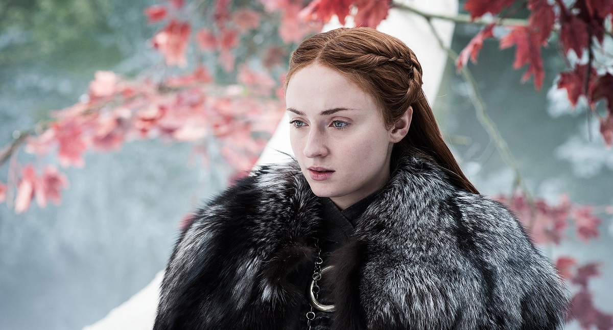 Sophie Turner: Η Σάνσα του Game of Thrones topless στην πισίνα
