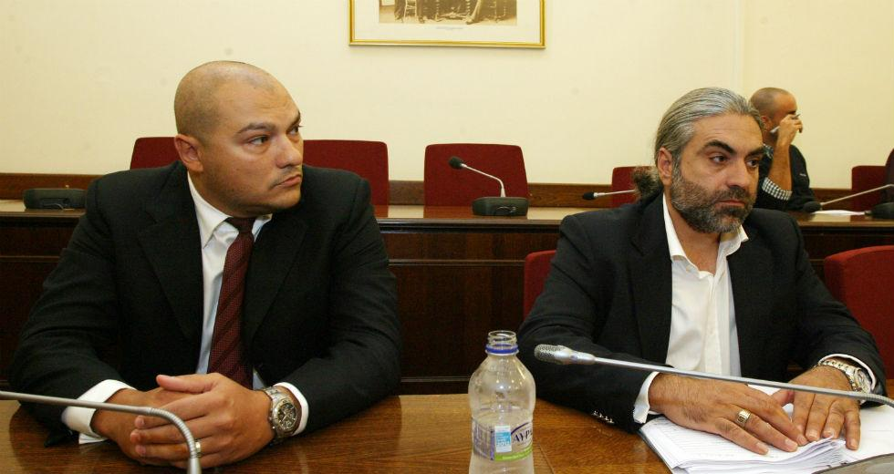 Στο εδώλιο Γ. Γερμενής και Χρ. Αλεξόπουλος
