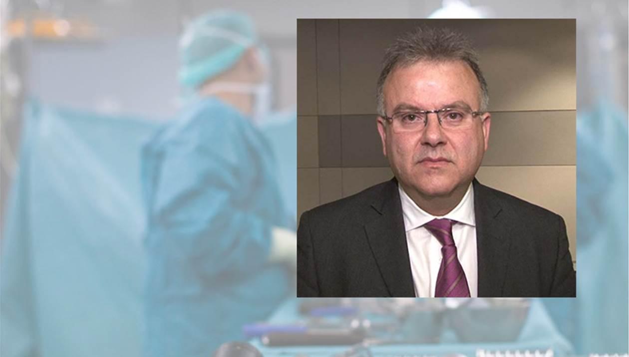 Παναγιώτης Γιαννούδης: Πρωτοποριακή επέμβαση διάσημου Κρητικού γιατρού