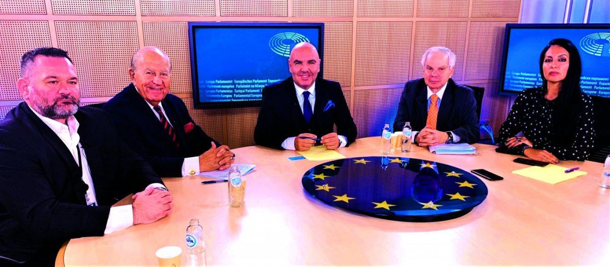 Μεγάλη εκδήλωση στο Ευρωκοινοβούλιο: «Γιατί πρέπει να καταγγελθεί άμεσα η Συμφωνία των Πρεσπών»