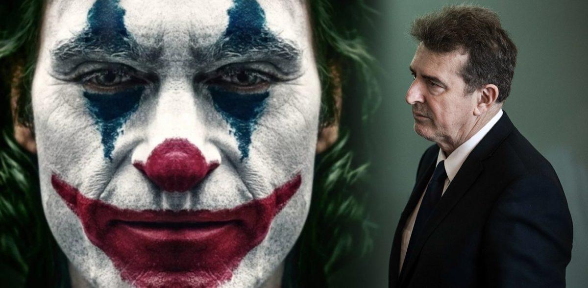 Χρυσοχοΐδης για Joker: Θα πάω να το δω απόψε με τον 15χρονο γιο μου