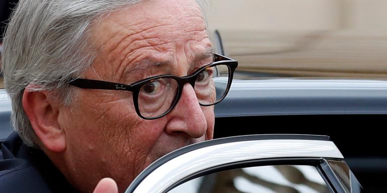 Γιούνκερ: Ιδού ποιοι δεν ήθελαν να μείνει η Ελλάδα στο ευρώ