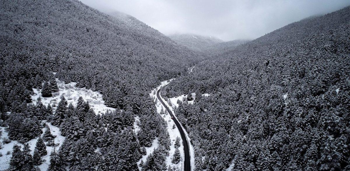 Καιρός: Χειμώνας και πτώση θερμοκρασίας – Πότε έρχονται τα πρώτα χιόνια