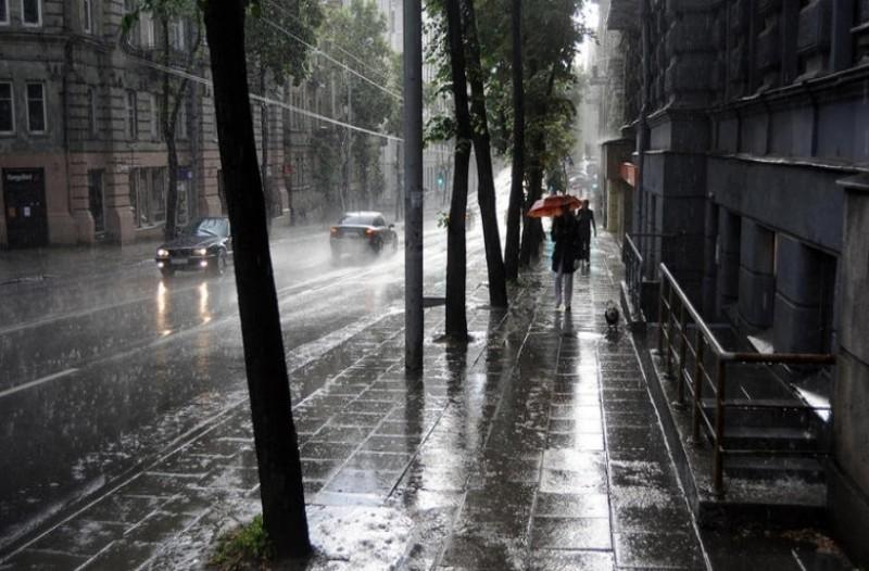 Ο καιρός στην Κρήτη: Ασταμάτητες βροχές και ισχυροί άνεμοι μέχρι το Σάββατο